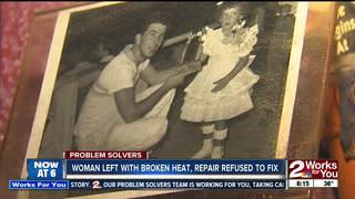 2 Works For You Problem Solvers: Heat restored