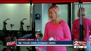 Commit 2 Be Fit: Be your own fitness hero