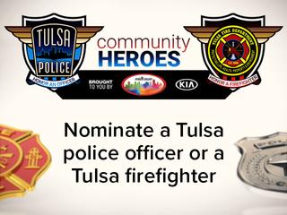 COMMUNITY HEROES: Nominate a hero