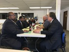 Warner, NAACP officials meet concerning racism