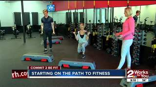 Commit 2 Be Fit: Starting on the Path to Fitness