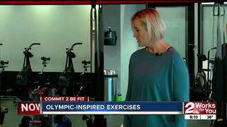 Commit 2 Be Fit: Olympic-Inspired Exercises