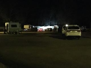 Suspect dies after standoff with deputies