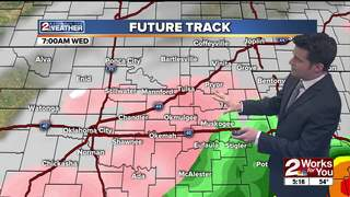 Forecast: Rain moving back in