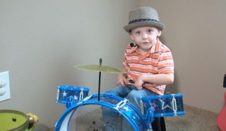 Local toddler brings awareness to Cerebral Palsy