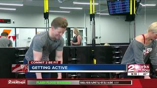 Commit 2 Be Fit: Getting Active