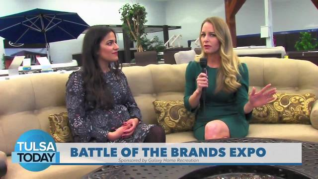 Tulsa Today- Battle of the Brands Expo