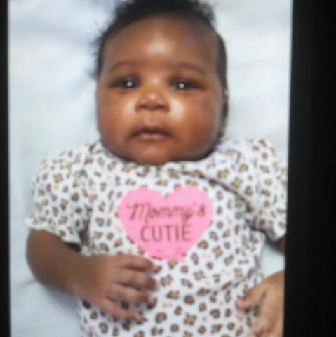 Amber Alert Issued By OKC Police For 6-Week-Old Baby