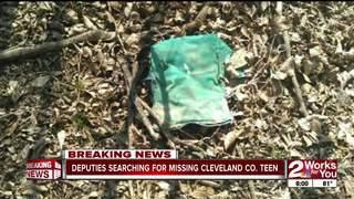 Possible human remains found near Lake Eufaula
