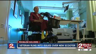 PROBLEM SOLVERS: Veteran cannot get scooter