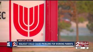 Parents, students prepare for teacher walkout
