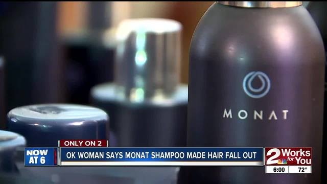 Local Woman Says She Lost Hair While Using Monat