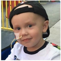 Eufaula 2-year-old dies after battling cancer
