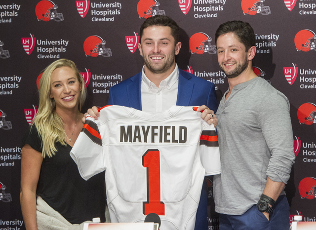 ESPN projects Baker Mayfield to have first National Football League start in Week 12