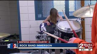 Inspiring Green Country: Rock Band Immersion