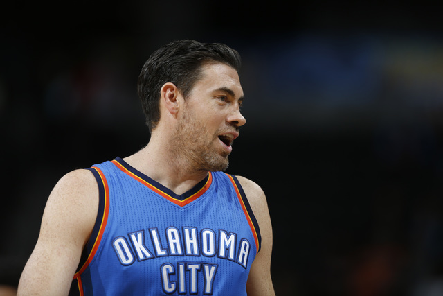 Nick Collison is retiring from the National Basketball Association after 15 years