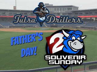 CONTEST: Father's Day Tulsa Drillers prize pack