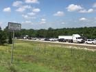 2 taken to hospital after I-44 wreck