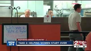 Take 2: Helping women start over