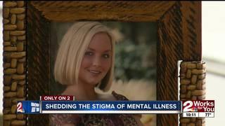 Shedding stigma of mental illness