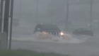Heavy Oklahoma thunderstorms strand motorists