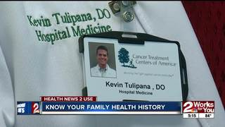 Health News 2 Use: Know your family history