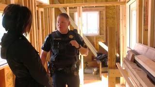 TPD officer makes tiny homes for veterans