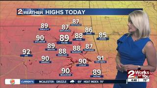 Forecast: Dry, quiet day ahead