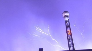 Severe thunderstorm watch in effect for Tulsa