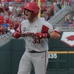 Arkansas beats Oregon St, one win from CWS title