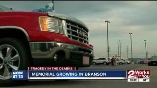 Memorial growing in Branson