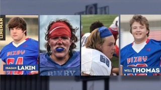 Accused Bixby rapist to play football at Union