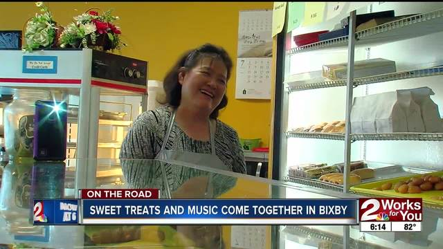 Sweet treats and music come together in Bixby