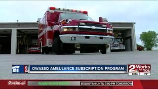 Owasso Fire Dept. program helping neighbors