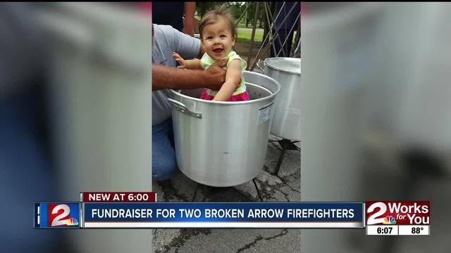 BA Firefighters helping their own through fundraiser