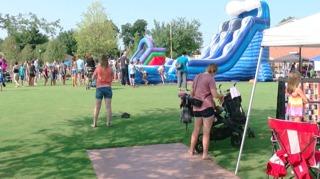 Bixby Farmer's Market and a Kids Fest
