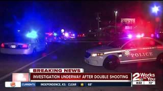 Two victims shot outside a Tulsa strip club
