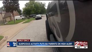 Broken Arrow neighbors on high alert