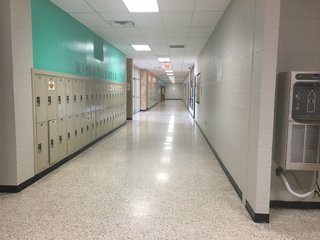 Puterbaugh Middle School is adding safe rooms