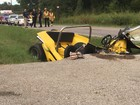 Off road vehicle accident near Arkansas river