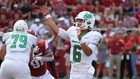 Pics: Fine, UNT defeat Arkansas, 44-17