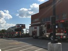 OSU Medical Center evacuates floor due to fire