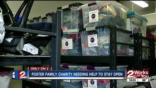 Foster charity needs help keeping the lights on