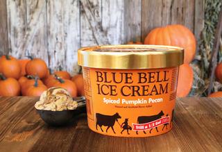 Blue Bell releases pumpkin spice flavor