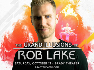 CONTEST: Rob Lake tickets