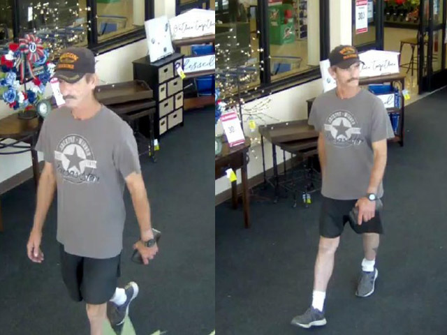 BAPD searches for person in indecent exposure