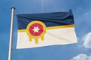 Tulsa City Council approves adopting city flag