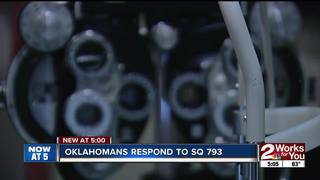 Locals weigh in on State Question 793