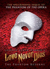 2 Works For You Giveaway: Love Never Dies