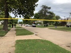 Police investigate north Tulsa double shooting
